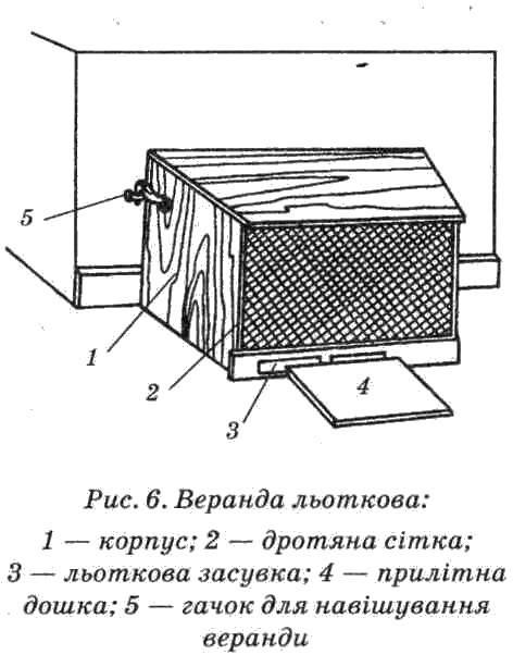ВЕРАНДА ЛЬОТКОВА