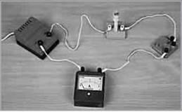 Лабораторна робота № 2 Збирання електричного кола і вимірювання сили струму на різних її ділянках