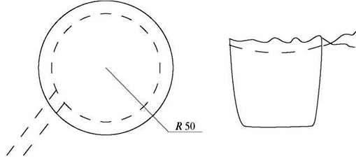 Виготовлення подушечки для голок