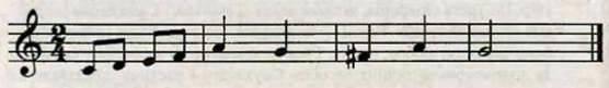 Знаки альтерації. Дієз, спів вправи. Робота над піснею Голубий вагон В. Шаїнського. Слухання музики. Хор Гей, не дивуйте з опери М Лисенка Тарас Бульба