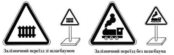 Людина і знаки інформації. Виготовлення дорожніх знаків