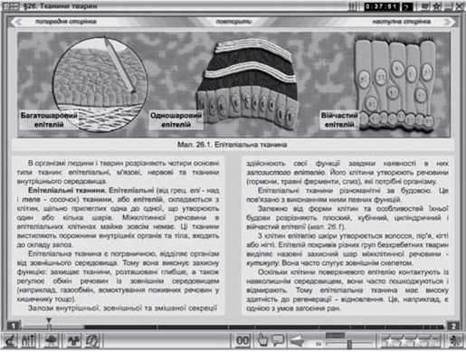 Навчальні програми для підтримки навчання біології