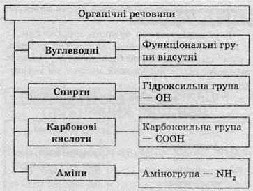 Класифікація органічних сполук   РОЗМАЇТТЯ І КЛАСИФІКАЦІЯ ОРГАНІЧНИХ РЕЧОВИН