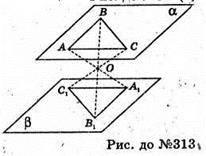 Геометричні перетворення у просторі. Рухи