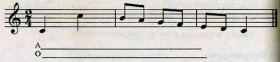 Спів вправ у різних розмірах. Робота над піснею Цвіт землі. Слухання музики. В. Сильвестров. Цикл Тихі пісні