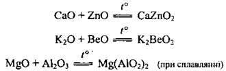 Амфотерні оксиди   Оксиди   Основні класи неорганічних сполук