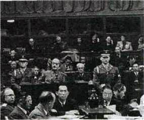 Нюрнберзький і Токійський процеси