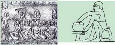 ЯКОЮ БУЛА СТРУКТУРА ДЕРЖАВИ І СУСПІЛЬСТВА В СТАРОДАВНЬОМУ ЄГИПТІ