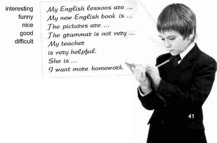 AN ENGLISH TEST