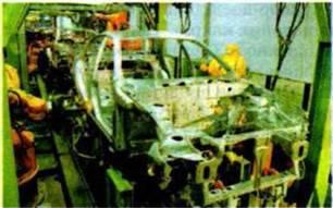 Особливості розміщення галузей машинобудування