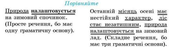 Складні речення з безсполучниковим і сполучниковим звязком