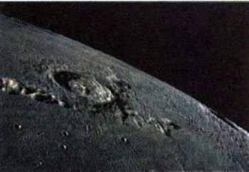 Фізичні умови на Місяці