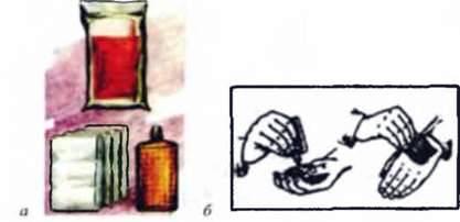 Організаційне та матеріальне забезпечення першої медичної допомоги