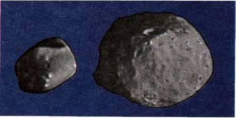 Супутники Марса