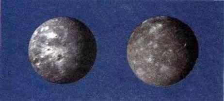 Супутники Урана