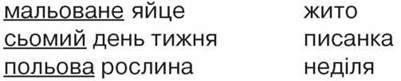 Позначення мякості приголосних звуків знаком мякшення (ь)