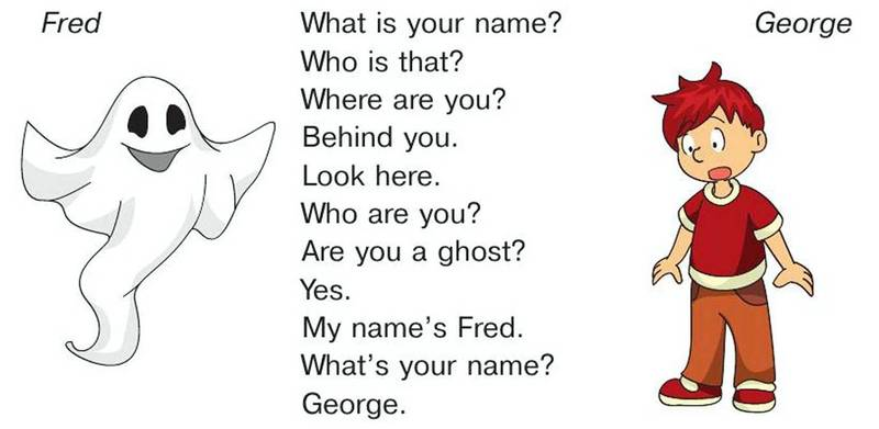 It Was Fred!