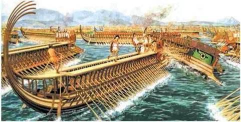 ГРЕКО ПЕРСЬКІ ВІЙНИ (500 449. до н. е.)