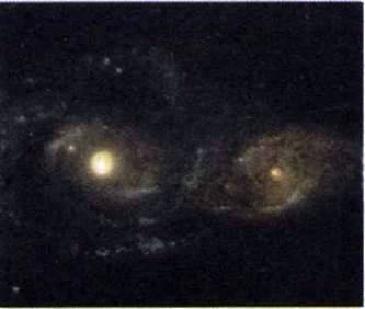 Розподіл галактик у Всесвіті