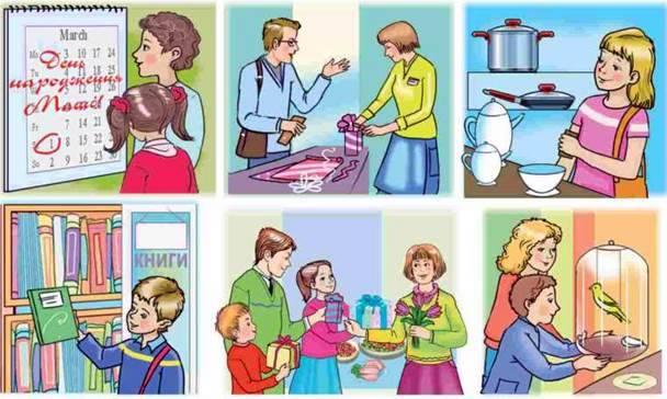 Choosing a Present