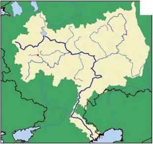 Річки Євразії